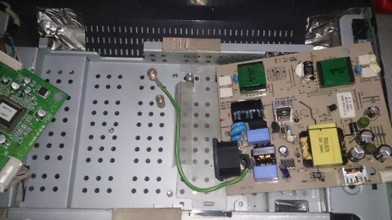 ремонт монитора